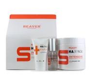 Маска для интенсивного восстановления волос 900мл + 100мл + 50мл