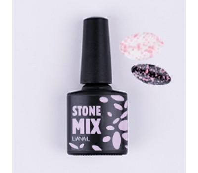 Гель-лак Stone MIX Розовый кварц