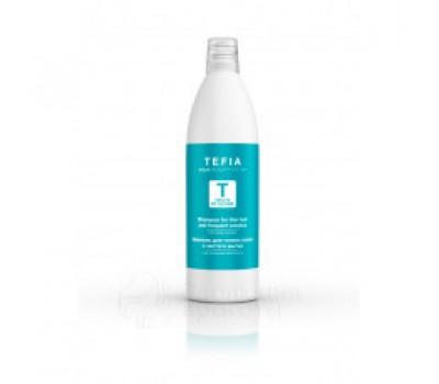 Шампунь для тонких волос и частого мытья с растительным комплексом