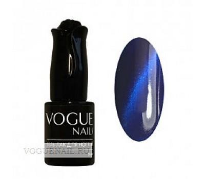 Гель лак Vogue nails кошачий глаз Нептун, 10ml