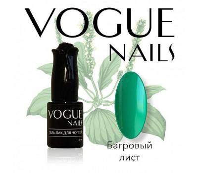 Гель-лак Vogue Nails Багровый лист