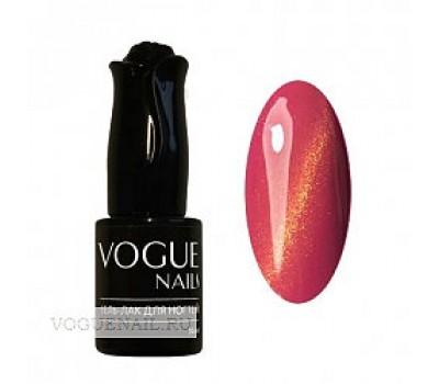 Гель лак Vogue nails кошачий глаз Афродита, 10ml